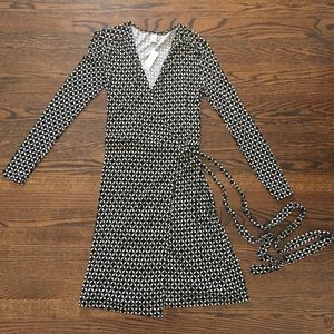 Old Navy Wrap Dress XS